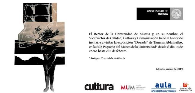 Exposición Tamara Ablameiko