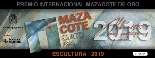 Premio Mazocote de Oro de Escultura 2019