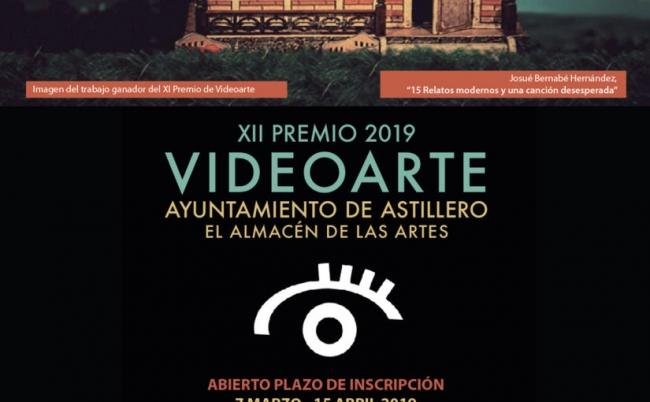 XII Premio de Videoarte del Ayuntamiento de Astillero - El Almacén de las Artes