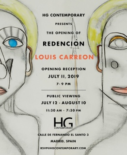 Invitación Louis Carreon