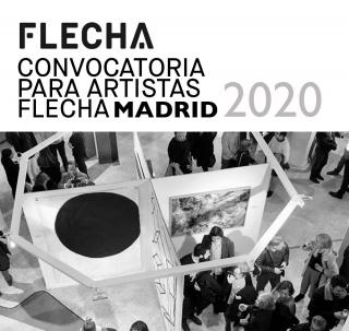 Convocatoria para artistas Flecha Madrid 2020