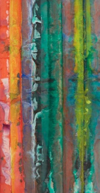 Sam Gilliam — Cortesía del Gremi de Galeries d'Art de Catalunya
