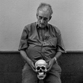 Leopoldo María Panero — Cortesía de Freijo Gallery