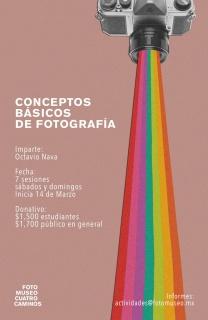 Conceptos básicos de fotografía
