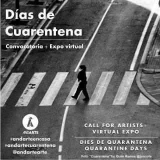 Días de Cuarentena. ANDARTE