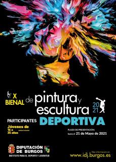 X BIENAL DE PINTURA Y ESCULTURA DEPORTIVA