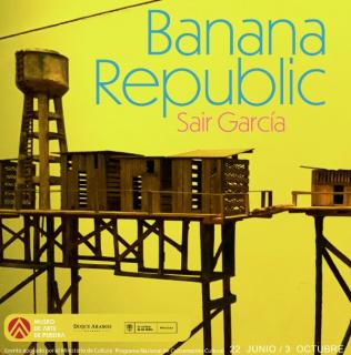 Sair Garcia. Banana Republic