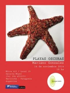 Mariano González, Playas oscuras