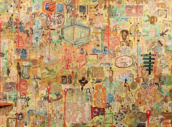 Pintura Contemporánea con Cisco Jiménez., Seminario, Pintura, feb ...