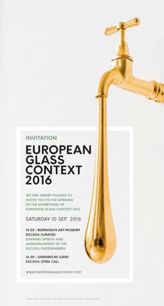 European Glass Context 2016