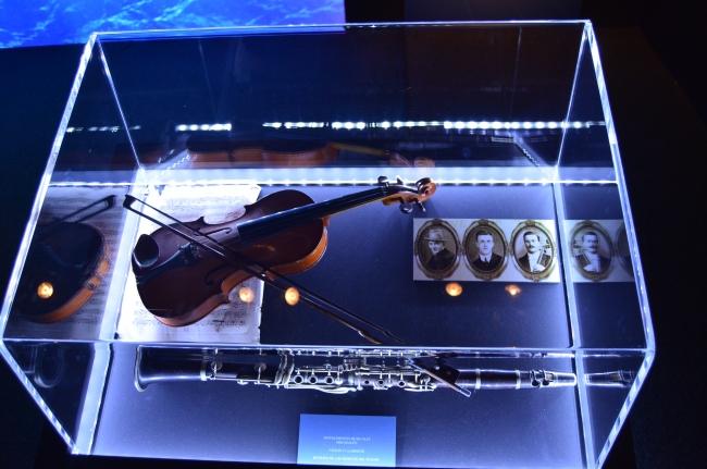 INSTRUMENTOS MUSICALES, TITANIC: The Reconstruction
