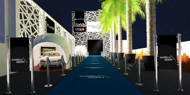 Imagen cortesía de Marbella Design 2019