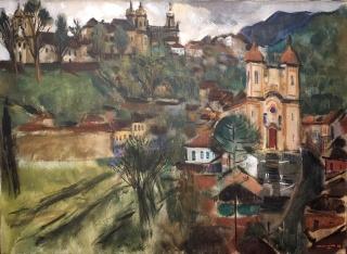 Ouro Preto. Emeric Marcier.