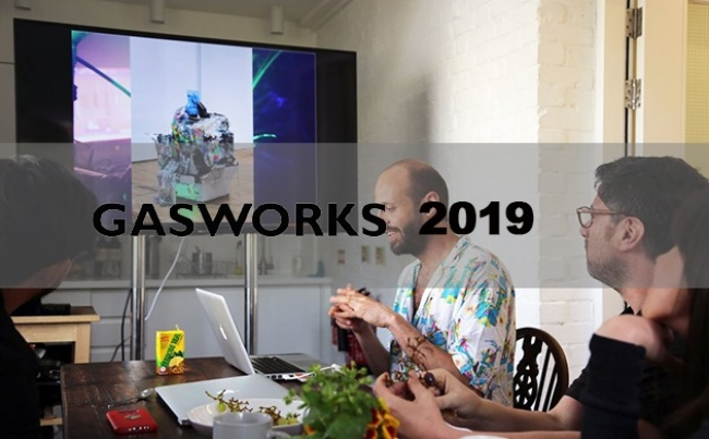 Gasworks Residency Open Call 2019