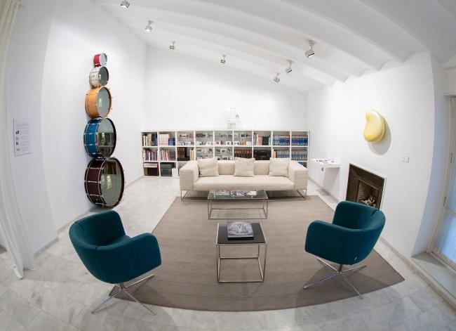 """Exposición """"Una nueva dimensión espacial"""", en galería Ana Serratosa"""