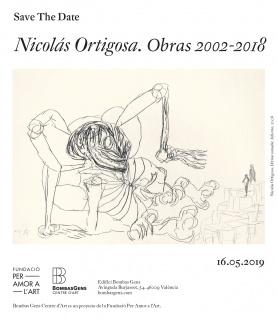 Nicolás Ortigosa. Obras 2002-2018