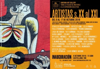 Artistas s. XX al XXI