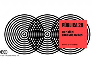 PÚBLICA 20. Encuentros Profesionales de Cultura