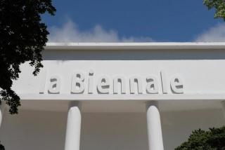 Cortesía de La Biennale di Venezia