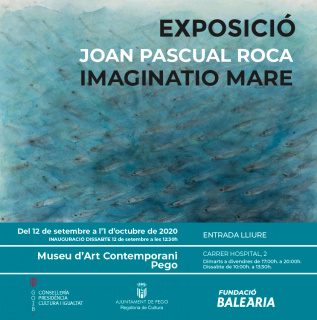 Joan Pascual Roca. Imaginatio Mare