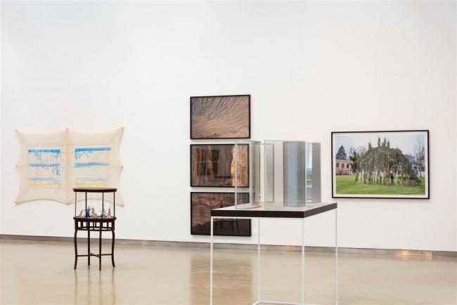 Exposição Colectiva © António Jorge Silva — Cortesía de la Galeria Filomena Soares
