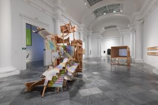 Art Contemporani de la Generalitat Valenciana. 3 anys d'adquisicions — Cortesía del Consorci de Museus de la Comunitat Valenciana