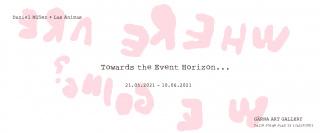 Towards the Event Horizon