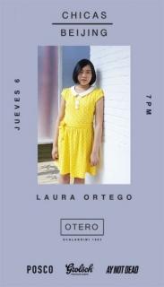 Laura Ortego, Chicas. Beijing