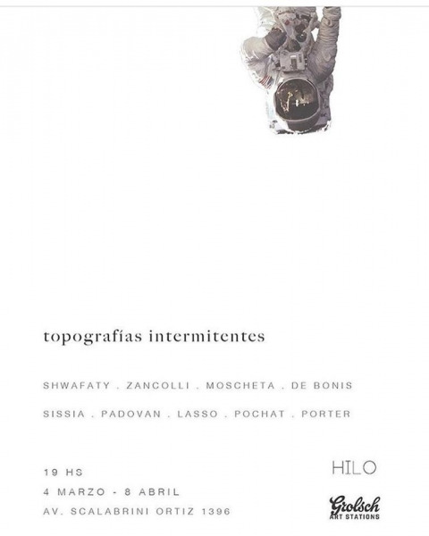 Topografias Intermitentes