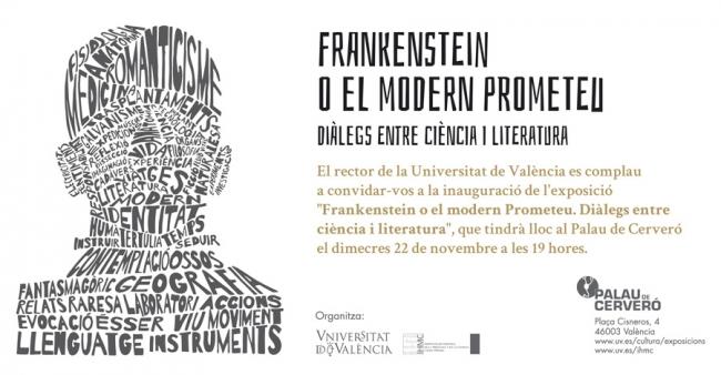 Frankenstein o el modern Prometeu. Diàlegs entre ciència i literatura