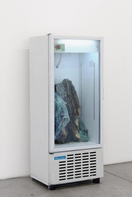 Preservation of the End,  Refrigerador, tronco, parabrisas