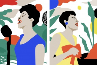 Harsa — Cortesía de la galería de arte Finestra Estudio