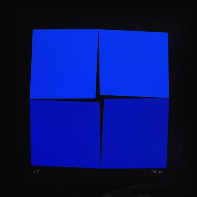 Astra azul