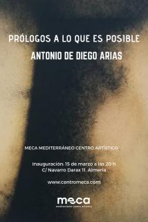 Invitación exposición en MECA