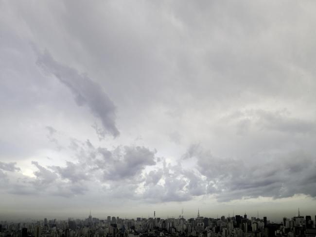 José Manuel Ballester, Sao Paulo desde Copan, 2007 — Cortesía de la Casa de América
