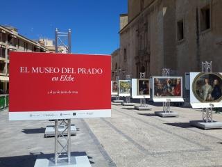 El Prado en Elche. Título — Cortesía del Museo del Prado