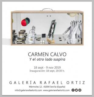Carmen Calvo. Y el otro lado suspira