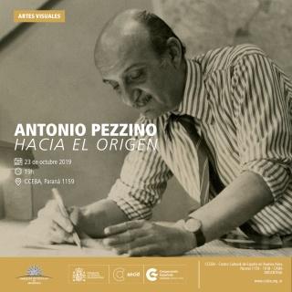 Antonio Penizzo, hacia el origen