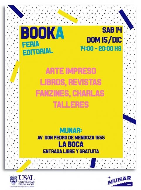 BOOKA Feria Editorial 2019