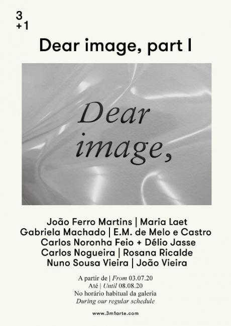 Dear image, Part I