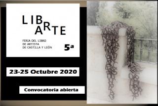 5ª Librarte. Feria del Libro de Artista  de Castilla y León