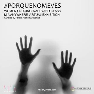 #PorqueNoMeVes by MIA ART COLLECTION