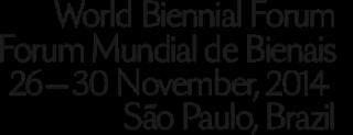 II Forum Mundial de Bienales