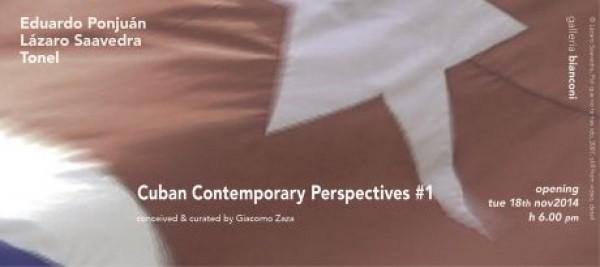 Cuban Contemporary Perspectives #1