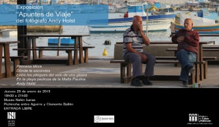 Andy Holst, Apuntes de viaje
