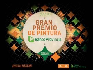 Premio Banco Provincia - Pintura 2015