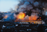 Incêndio do Chiado. Lisboa, 25 de agosto de 1988.