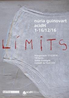 Núria Guinovart, Límits