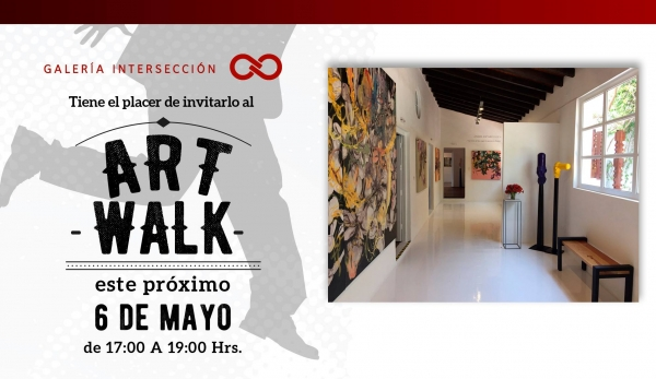 Invitación al ART WALK