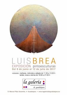 Luis Brea. Pintoesculturas